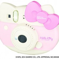 Hello Kitty Fujifilm Camera