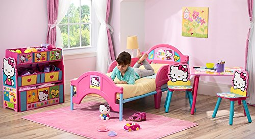 Hello Kitty Bedroom Sets Beds Amp Decor For Toddlers Kids