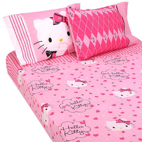Hello Kitty Sheets