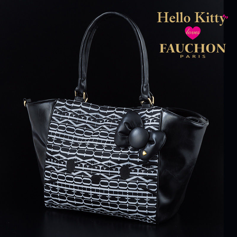 Hello Kitty Loves Fauchon Tote