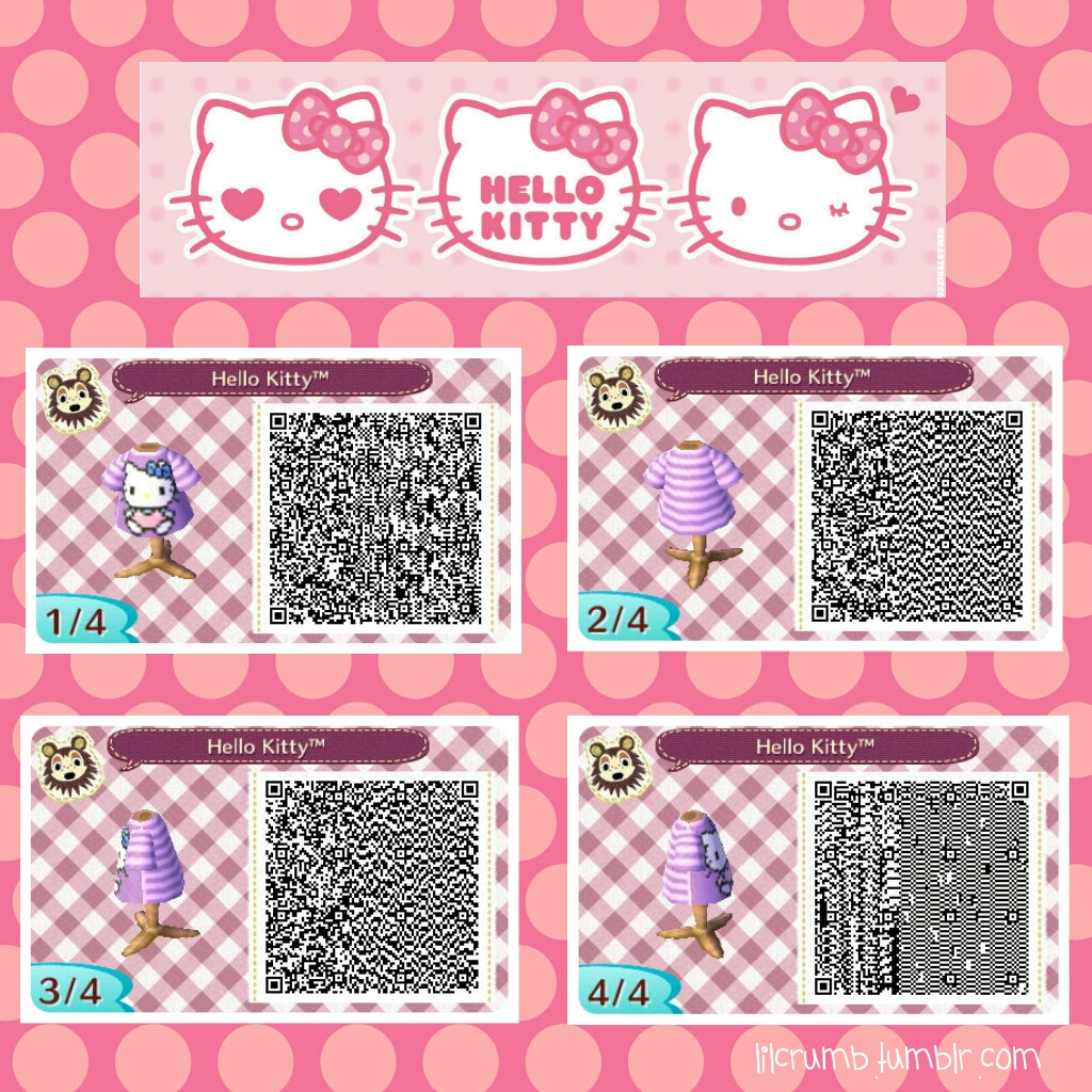 Animal Crossing New Leaf Making Adorable Hello Kitty ...