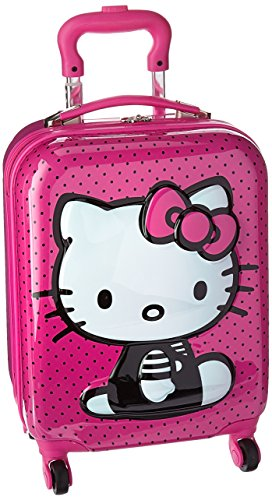 Hello Kitty Luggage We Love Kitty
